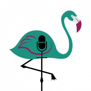 Click on the Flamingo Mic Design to hear the MSSYBiz podcast.