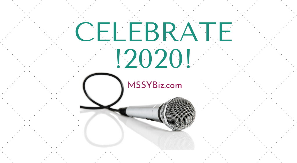 Mix, Sizzle & Shake Your Business Podcast Episode 1 for 2020 post title visual