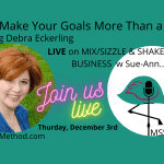 Debra Eckerling On the MSSYBiz Podcast Cover Thumbnail